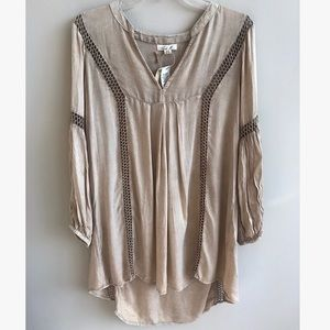 Tops - ✨ SALE ✨ • Boho Tunic Dress from Forever 21 •